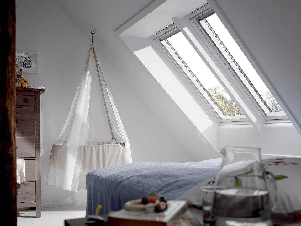 Fen tres de toit quelques id es lumineuses for Fenetre lumineuse