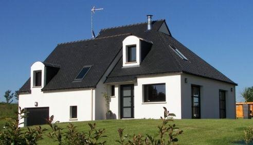 Isolation de toiture par l 39 ext rieur gain d 39 espace et de for Exterieur vieille maison