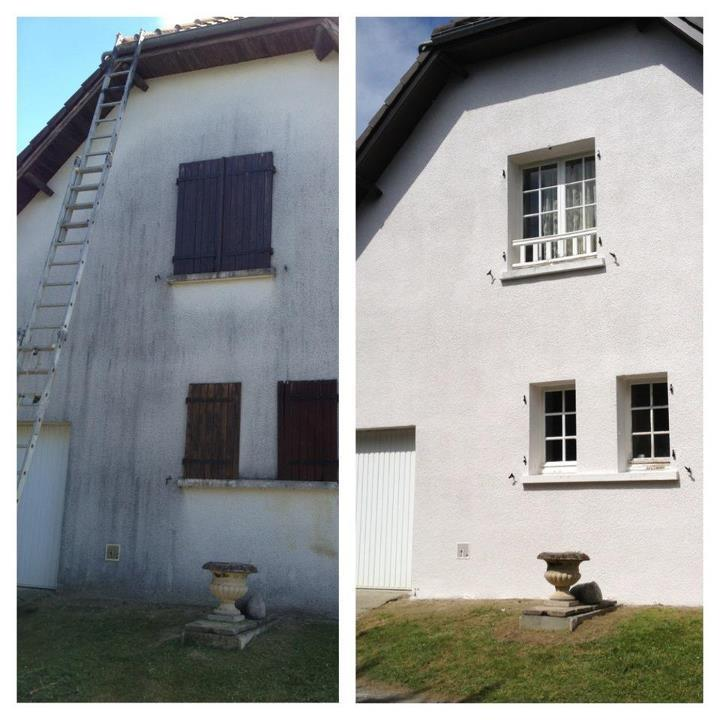 Cristaux De Soude Nettoyage comment nettoyer sa façade ?