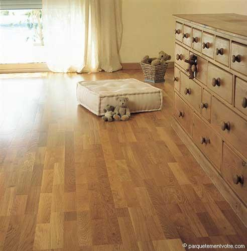 Peut on poser du parquet sur du balatum devis immediat for Peut on poser du parquet sur du carrelage