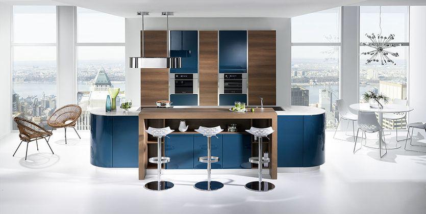 7 id es pour am nager une cuisine avec style for Idee peinture cuisine ouverte