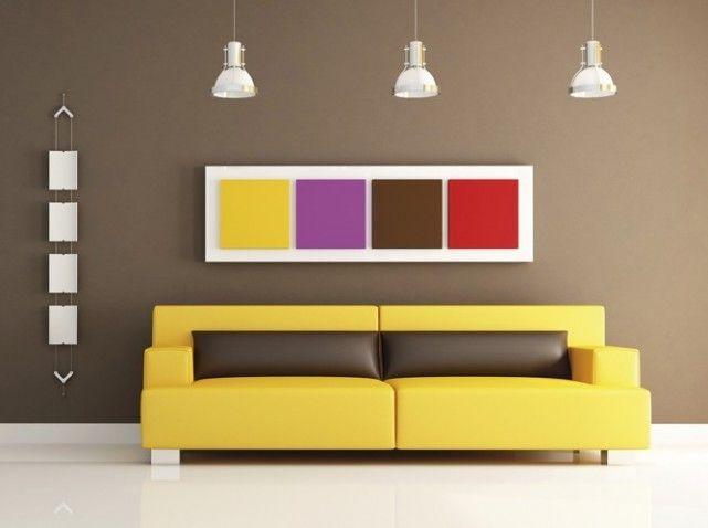 Peinture d 39 int rieur les 10 r gles suivre - Peinture epaisse pour mur interieur ...