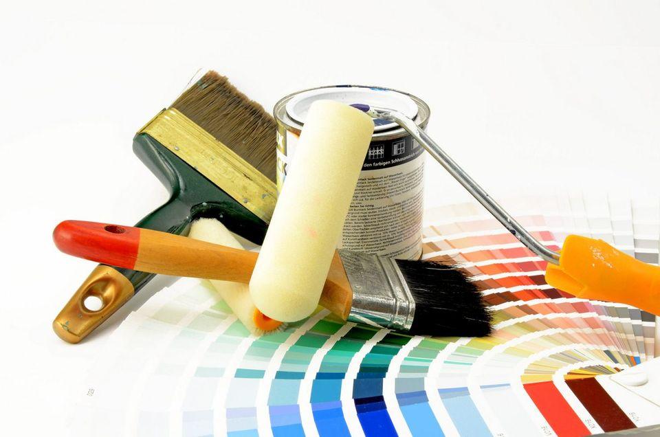 Peindre ses meubles de cuisine for Le petit materiel de cuisine