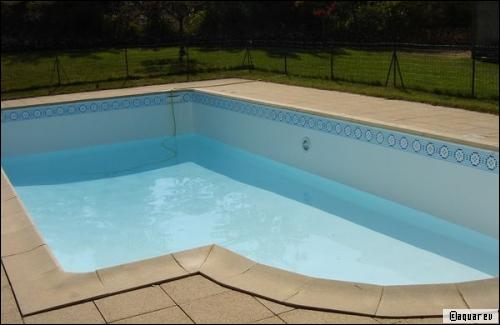 Liner de piscine comment choisir for Liner blanc piscine