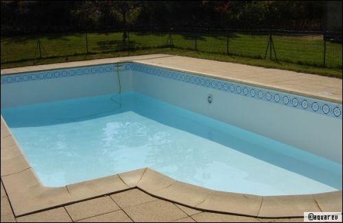 Liner de piscine comment choisir for Remplacement liner par resine piscine