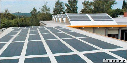 le toit plat une solution qui fait des merveilles. Black Bedroom Furniture Sets. Home Design Ideas