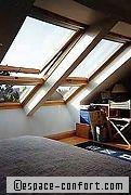 lucarne toit chien plan. Black Bedroom Furniture Sets. Home Design Ideas
