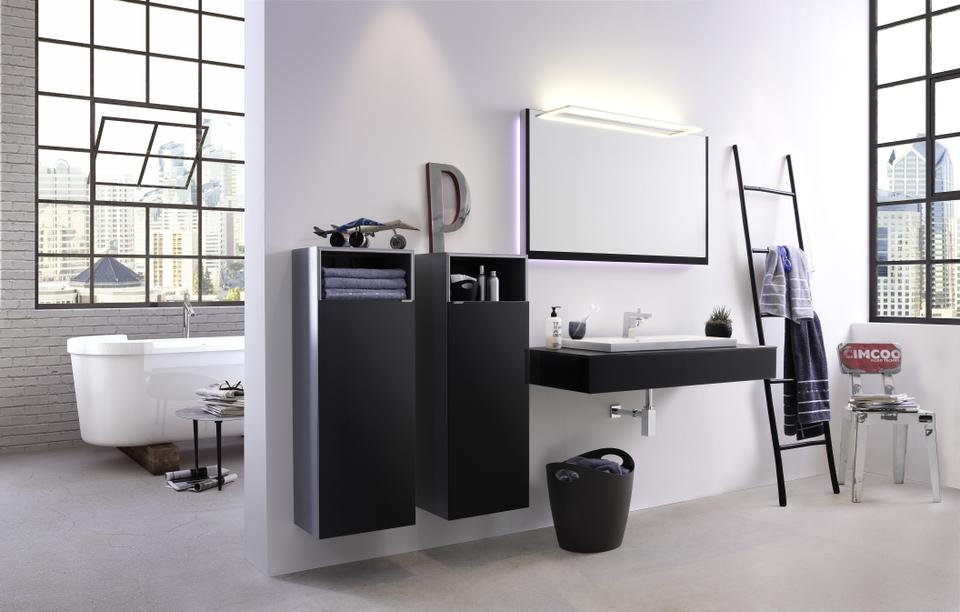 15 mod les de salle de bains qui s 39 adaptent tous les styles. Black Bedroom Furniture Sets. Home Design Ideas