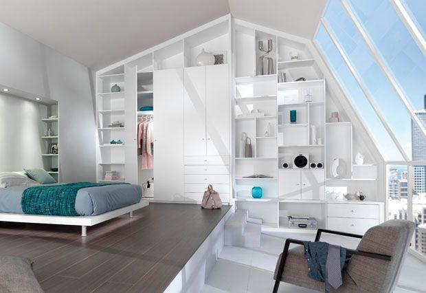 aménager un grenier en pièce habitable | travaux.com - Amenagement De Garage En Piece Habitable
