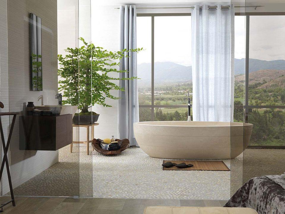 15 modèles de salle de bains qui s\'adaptent à tous les styles ...