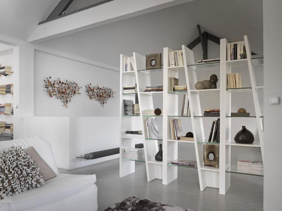 prix d un am nagement de biblioth que 2019. Black Bedroom Furniture Sets. Home Design Ideas