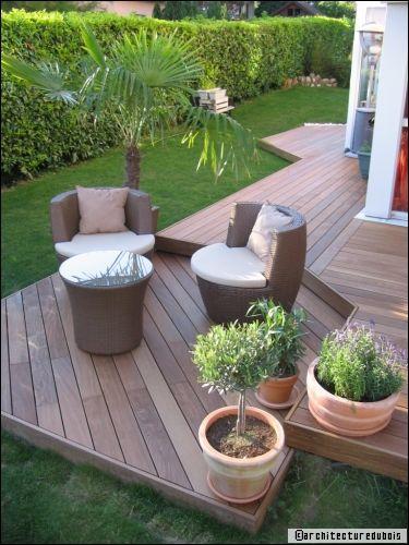 Terrasse en bois astuces et conseils d 39 entretien for Decorer une terrasse en bois