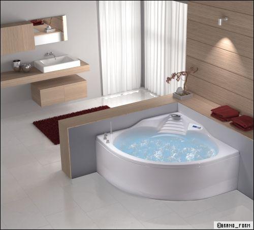 spa ou baignoire baln o que choisir. Black Bedroom Furniture Sets. Home Design Ideas