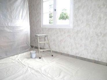 pr parer un mur avant peinture. Black Bedroom Furniture Sets. Home Design Ideas
