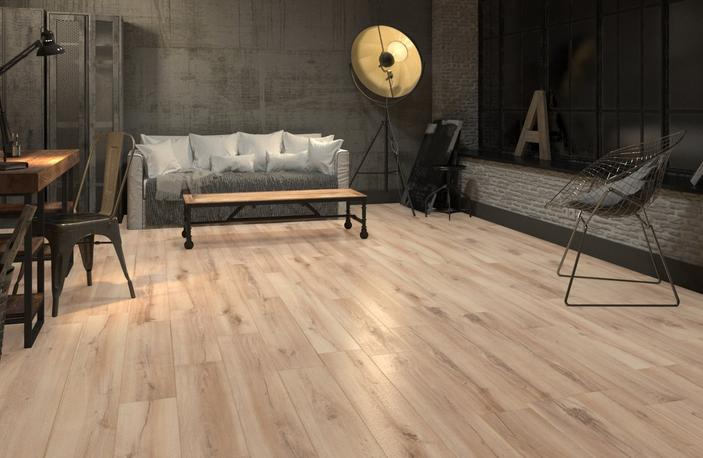 pose de parquet flottant sur carrelage affordable votre logement nua pas de parquet mais un sol. Black Bedroom Furniture Sets. Home Design Ideas