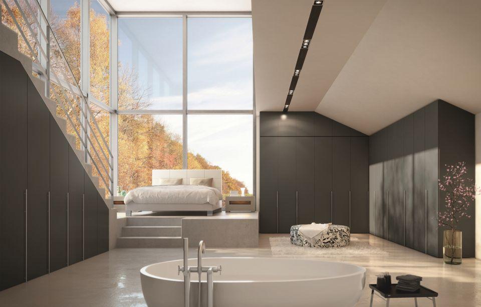 15 id es de rangements pratiques et astucieuses. Black Bedroom Furniture Sets. Home Design Ideas