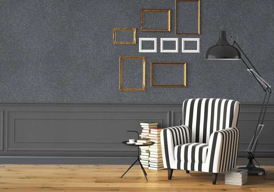 peinture effet les 10 textures du moment. Black Bedroom Furniture Sets. Home Design Ideas
