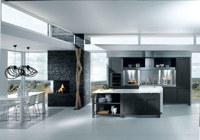 comment choisir sa cuisine en 5 points. Black Bedroom Furniture Sets. Home Design Ideas