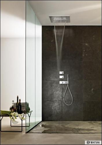 Changer sa colonne de douche une solution conomique pour - Salle de bain economique ...