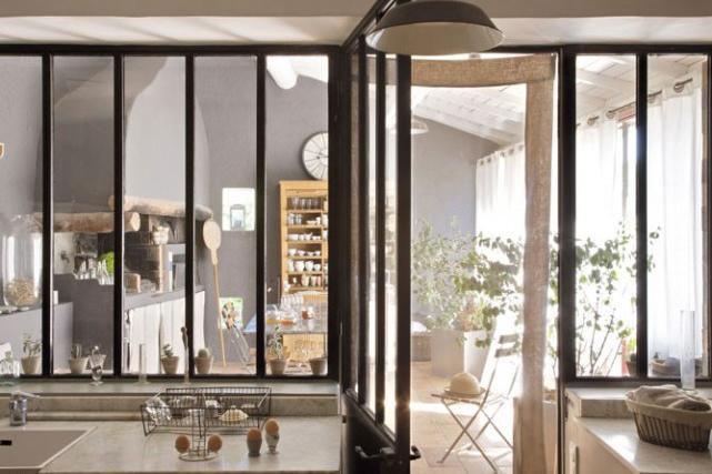 la verri re une d co la mode. Black Bedroom Furniture Sets. Home Design Ideas