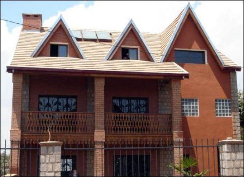Les toitures modernes for Toiture moderne