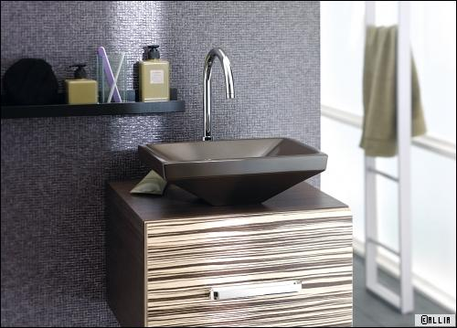 Une salle de bains dans la chambre - Mini salle d eau dans une chambre ...