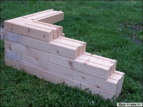 Le parpaing bois enfin une vraie bonne id e cologique for Guide pour construire sa maison