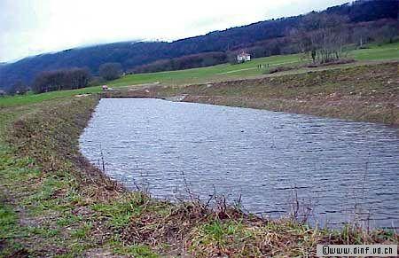 Terrain non constructible autant de r gles que d - Bassin de retention maison individuelle ...