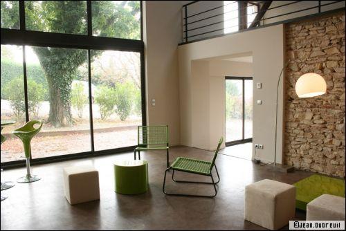le sol en b ton cir. Black Bedroom Furniture Sets. Home Design Ideas
