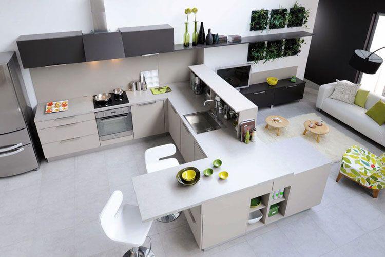 Comment choisir sa cuisine en 5 points - Meuble cuisine cuisinella ...