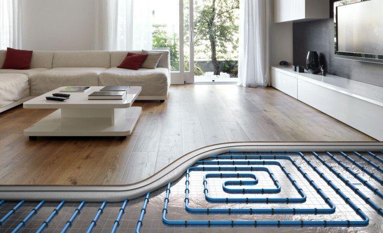 chauffage au sol un plancher chauffant offre un nouveau confort. Black Bedroom Furniture Sets. Home Design Ideas