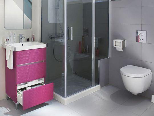 10 astuces pour am nager une petite salle de bains - Meuble de salle de bains lapeyre ...