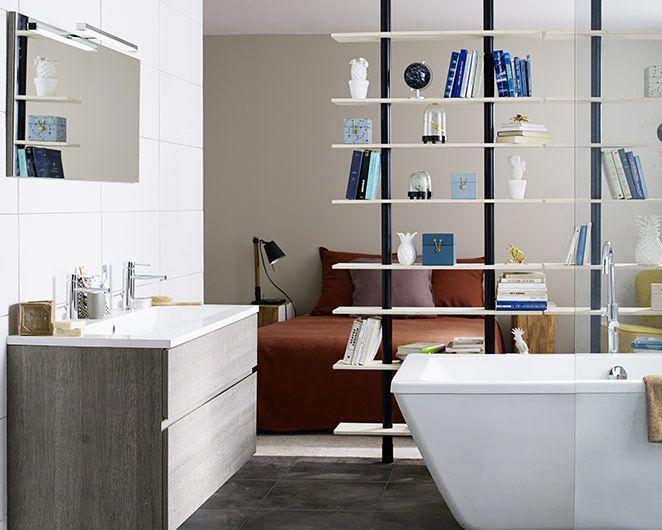 15 mod les de salle de bains qui s 39 adaptent tous les styles travaux - Meuble salle de bain calao ...