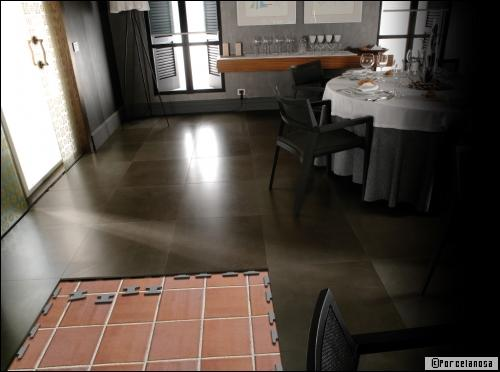 Carrelage cuisine clipsable for Carrelage clipsable