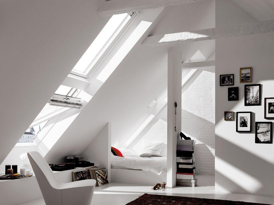 Fen tres de toit quelques id es lumineuses for Installer une fenetre de toit