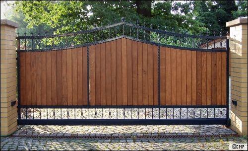 guide pour choisir son portail. Black Bedroom Furniture Sets. Home Design Ideas
