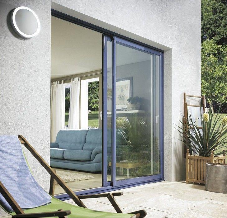 exemple de devis pose d 39 une baie vitr e en aluminium. Black Bedroom Furniture Sets. Home Design Ideas