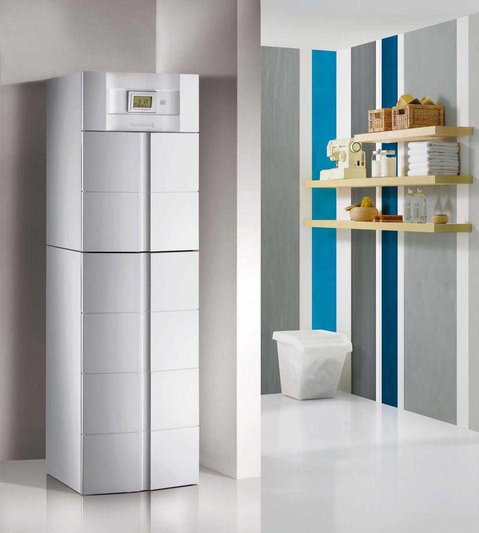 Installer une pompe chaleur en combinant aides et cr dits d 39 imp ts tr - Chaudiere gaz condensation de dietrich prix ...