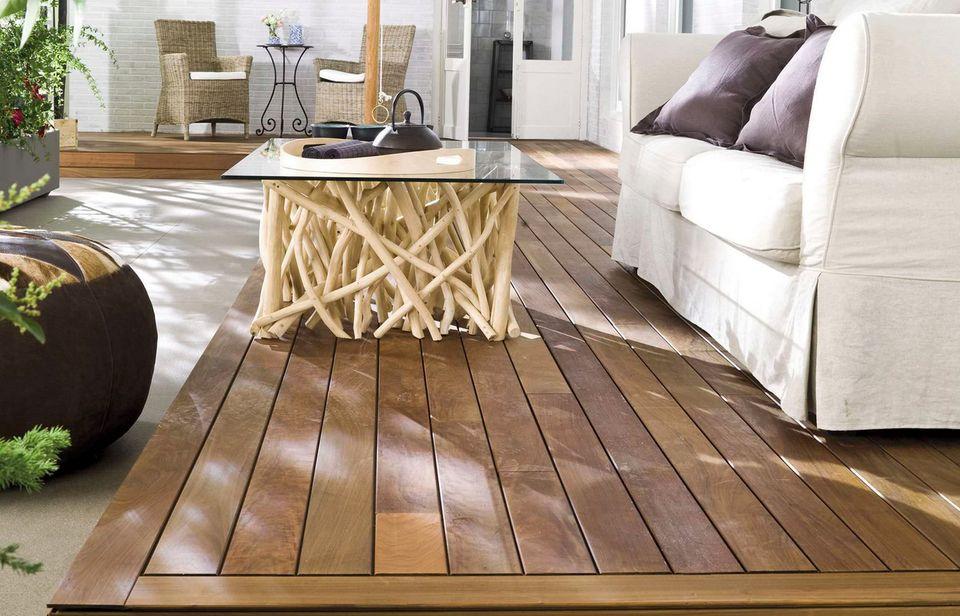 Bien connu Terrasse en bois : 5 idées d'aménagement à copier ! | Travaux.com BM99