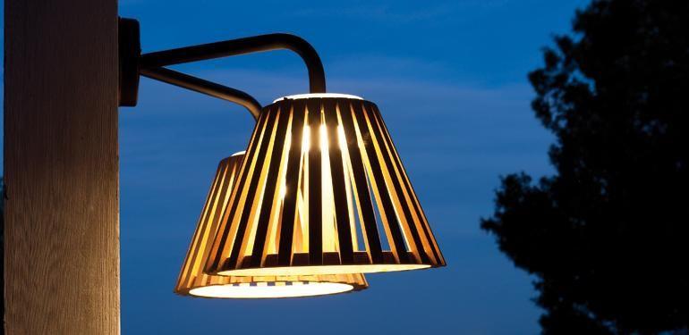 5 id es originales pour l 39 clairage ext rieur. Black Bedroom Furniture Sets. Home Design Ideas