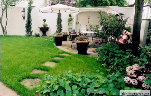 Jardin all es et voies d 39 acc s comment viter le for Amenager sa maison en d