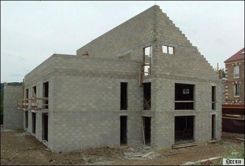 Les avantages de la construction b ton for La finition d une maison