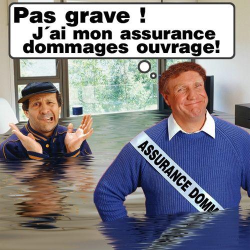 Tout savoir sur l 39 assurance dommages ouvrage - Decennale dommage ouvrage ...