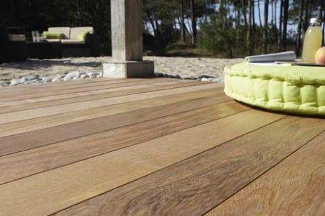 installer une terrasse en bois. Black Bedroom Furniture Sets. Home Design Ideas
