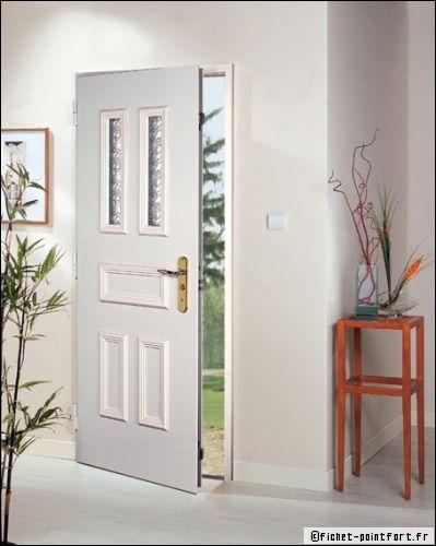 la porte blind e une protection souvent dissuasive pour les cambrioleurs. Black Bedroom Furniture Sets. Home Design Ideas