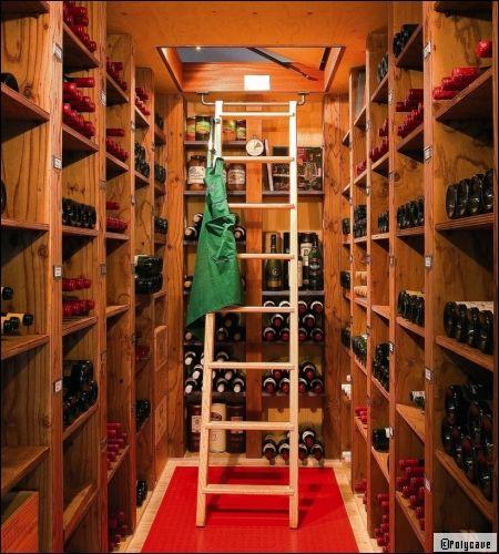 Amnager Une Cave  Vin Chez Soi  TravauxCom