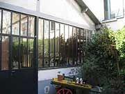 de l 39 atelier au loft de la grange la maison le changement de destination. Black Bedroom Furniture Sets. Home Design Ideas