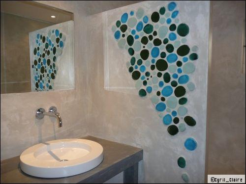 une salle de bains en b ton cir est ce vraiment pratique. Black Bedroom Furniture Sets. Home Design Ideas