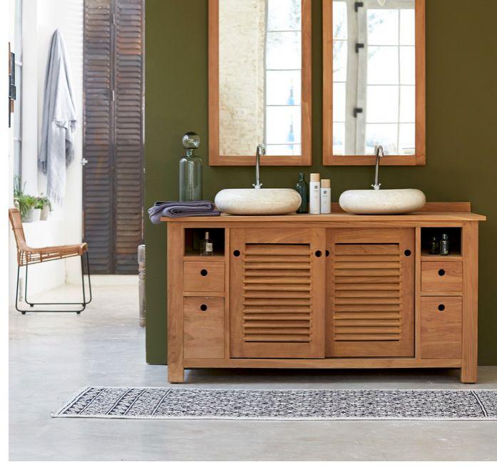 Modèles De Salle De Bains Qui Adaptés à Tous Les Styles - Modele meuble salle de bain