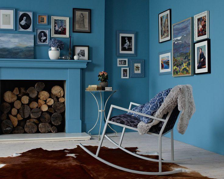 peinture int rieur tendances et nouveaut s 2015. Black Bedroom Furniture Sets. Home Design Ideas